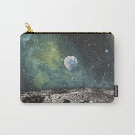 FLOATING THROUGH SPACE Carry-All Pouch