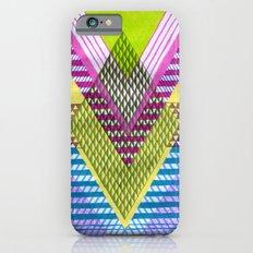 Isometric Harlequin #7 iPhone 6 Slim Case
