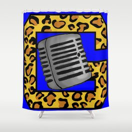 Enzo Amore Shower Curtain