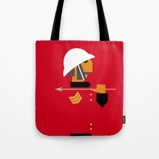 The man who would be king Tote Bag