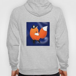 Introducing a fox Hoody