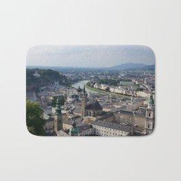 Salzburg, Austria Bath Mat