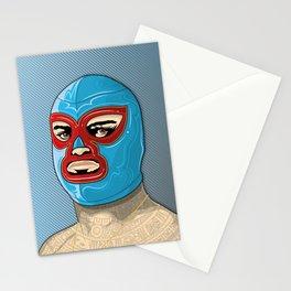 nacho libre, el campeon! Stationery Cards