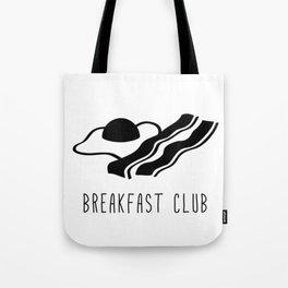 Breakfast club  Tote Bag