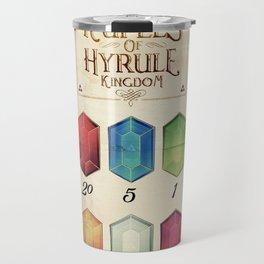 Legend of Zelda - Tingle's The Rupees of Hyrule Kingdom Travel Mug