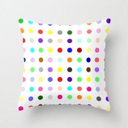 Clonazepam Throw Pillow