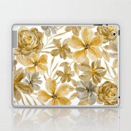Watercolor Roses 4 Laptop & iPad Skin