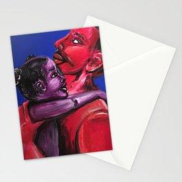 Father's Embrace Stationery Cards