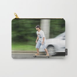 downhill skate Carry-All Pouch