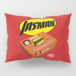 Jasman Superhero Suit Box - TV Pillow Sham