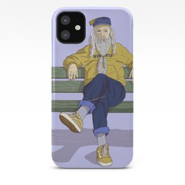 Albus Dumbledore iPhone Case