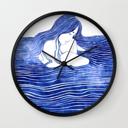 Nereid XXI Wall Clock