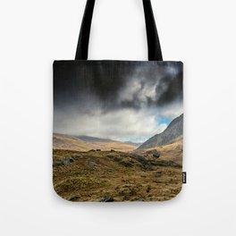 The Landscape Photographer Tote Bag