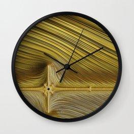 Flatline Wall Clock