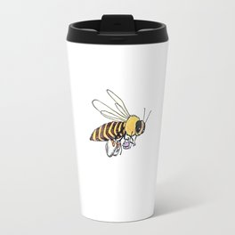 Shopping Bee Travel Mug
