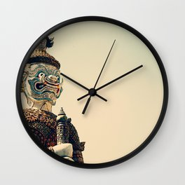 Bangkok Grand Palace Wall Clock
