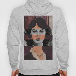 Modigliani's Seated Algerian Almaiisa & Ava Gardner Hoody