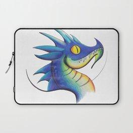 Dragon Blue Laptop Sleeve