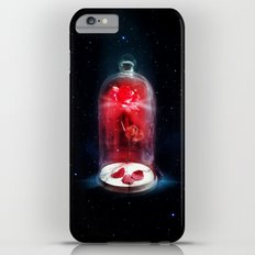 Beauty and The Beast Rose Flower iPhone 6 Plus Slim Case
