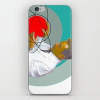 science iPhone & iPod Skins featuring Science by Renaissance Youth