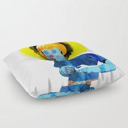 The Kid Floor Pillow