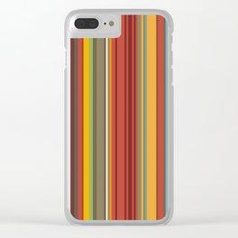 Cette année là (1973) Clear iPhone Case