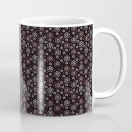 Cherry Blossom Pattern Coffee Mug