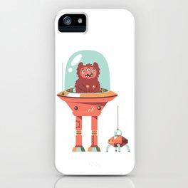 Pet-o-matic iPhone Case