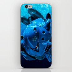 HY GOGG iPhone & iPod Skin