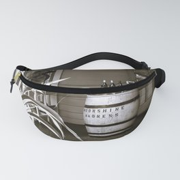 Moonshine Madness Fanny Pack