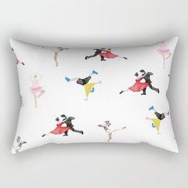 Dance Dance Dance Rectangular Pillow