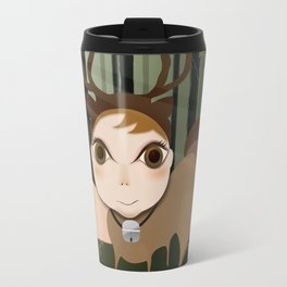 Deery Fairy in the Forest Travel Mug