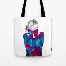 Cosmic Girl 2 Tote Bag