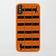 The Longcat is long Slim Case iPhone X