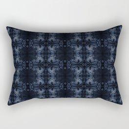 Death Driver Pattern (Medium) Rectangular Pillow