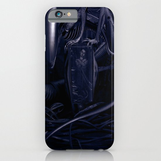 Alien iPhone & iPod Case