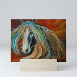 Roan Beauty Mini Art Print