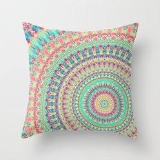 MANDALA DCXL Throw Pillow