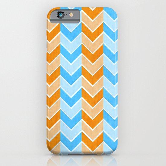 Something Fishy Zig Zag iPhone & iPod Case