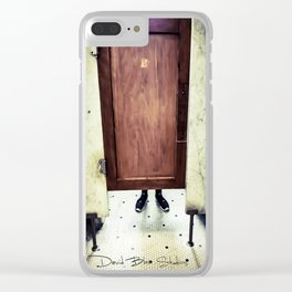 The Stalker Clear iPhone Case