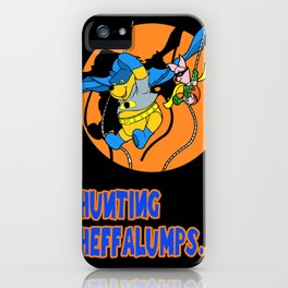 Bat Pooh! iPhone Case