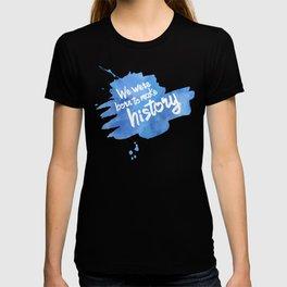 History Maker {Yuri on Ice} T-shirt