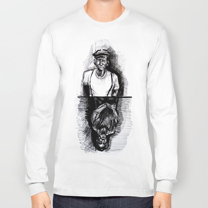 the old geezers  Long Sleeve T-shirt