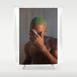 Frank - Blonde Shower Curtain