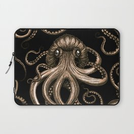 Bronze Kraken Laptop Sleeve