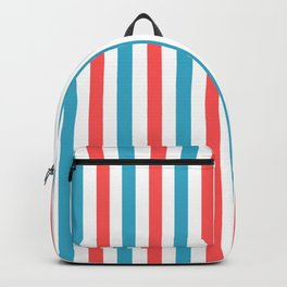 Stripes circus collection Backpack