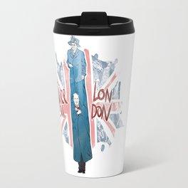 Twice as London 3 Travel Mug
