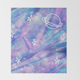 HOLO UNIVERSE Throw Blanket