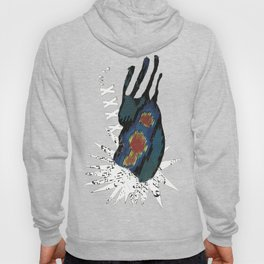 S.Clane cassette cover Hoody