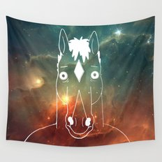 BoJack Space Wall Tapestry